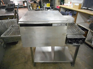 Lincoln Impinger Electric Conveyor Pizza Oven 3 ph 220v Refurbished A Cond