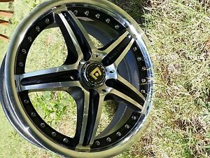 16 Motegi Racing Rims