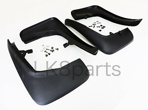 Range Rover Sport 06 09 Full Set Mudflaps Mud Flap Cas500070pcl Cat500120pcl New