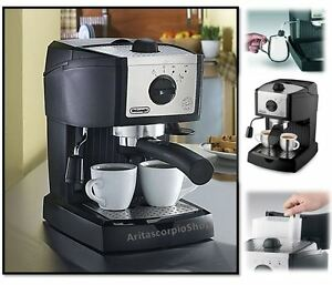 Coffee Maker Espresso Cappuccino Hot Beverage Drinking Brewer Machine Countertop