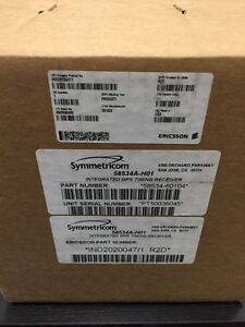 Hp Symmetricom 58534a h01 Integrated Gps Timing Module Antenna Receiver new