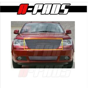 For Dodge 09 10 Journey R T Se Sxt Upper Replacement Billet Grille Insert