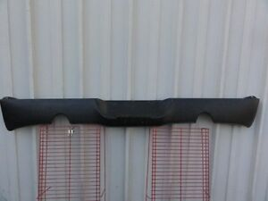 Nos 1971 72 73 Ford Mustang Mach 1 All Body Rear Valance D1zz 6540544 B