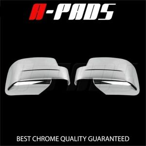 For Jeep Patriot 2008 2014 Chrome Full Mirror Cover