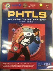 New Prehospital Trauma Life Support By Naemt