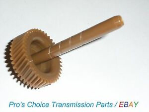 39 Tooth Brown Speedometer Gear Fits Gm Turbo Hydramatic 400 3l80 Transmissions