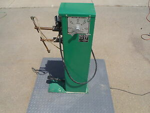 Western Arctronics Spot Welder Foot Operated Sw 130