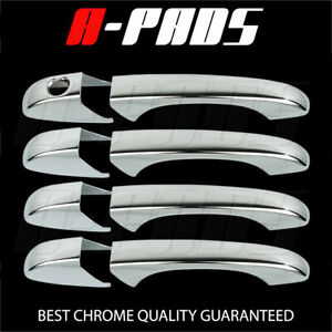 For Jeep Compass Patriot 07 12 Grand Cherokee 11 13 Chrome Door Handle Cover