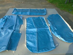 1963 N o s Ford Country Sedan Wagon Seat Covers
