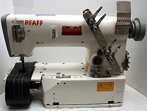 Pfaff 5642 901 Single Needle Chain Stitch Industrial Sewing Machine Head Only