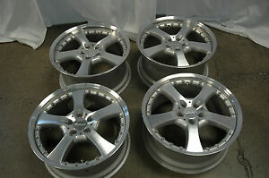 19 Mercedes Lorinser Lm5 Wheels For S Cl Cls Sl Models