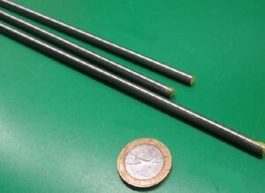 O1 Tool Steel Ground Drill Rod 1800 Dia Drill Size 14 X 3 Ft Length 3 Pcs