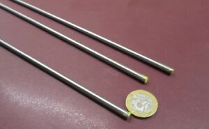 O1 Tool Steel Ground Drill Rod 1820 Dia Drill Size 13 X 3 Ft Length 3 Units