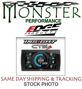 Edge Insight Cts3 Monitor 1996 And Up Vehicles With Obdii Port Edge 84130 3