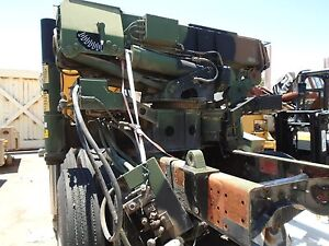 Grove Mod Mk15a1 Year 2004 Boom Crane Military Surplus complete