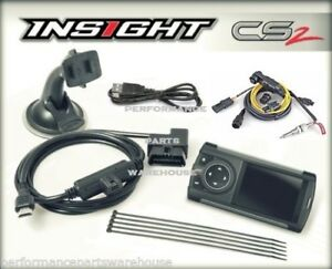 Edge Insight Cs2 Gauge Display W Egt 1996 up Dodge Trucks Smarty Pod Control