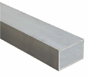 7075 Aluminum Square Bar 3 00 Thick X 3 00 Width X 24 Length
