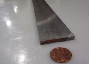 O1 Tool Steel Ground Bar 4 Mm Thick X 30 Mm Wide X 36 Length