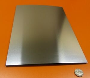 316 Stainless Steel Sheet Annealed 004 Thick X 8 0 Width X 12 0 Length