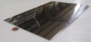 316 Stainless Steel Sheet Annealed 025 Thick X 8 0 Width X 12 0 Length