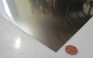 316 Stainless Steel Sheet Annealed 004 Thick X 24 0 Width X 24 0 Length
