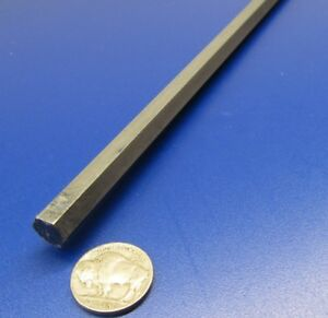 416 Stainless Steel Hex Rod 3 8 Hex X 24 Length