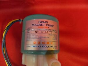 Iwaki Magnet Pump Assy Md 10n For Use With Hitachi 704 And 705