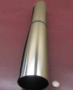 316 Stainless Steel Sheet Soft 002 Thick X 24 0 Width X 50 0 Length