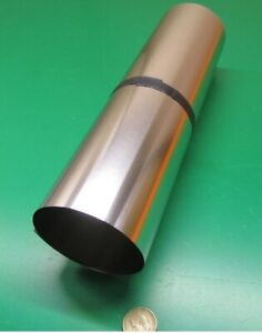 316 Stainless Steel Sheet Soft 004 Thick X 12 0 Width X 50 0 Length