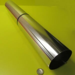 316 Stainless Steel Sheet Soft 007 Thick X 24 0 Width X 50 0 Length