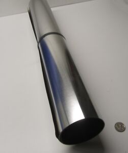 316 Stainless Steel Sheet Soft 010 Thick X 24 0 Width X 50 0 Length