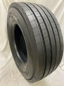 2 tires 385 65r22 5 Road Crew Drive Cross Winter Grip 20 Ply New Truck bus