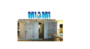 Walk In Cooler 8x12x Custom Built Box Only No Floor By Miamiwalkincoolers 3995