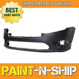 New 2010 2011 2012 Ford Fusion Front Bumper Painted Fo1000650
