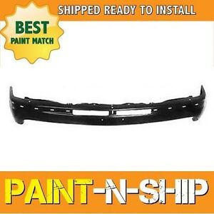 New 2000 2001 2002 2003 2004 2005 2006 Chevy Tahoe Suburban Front Bumper Painted
