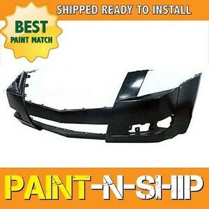 New 2008 2009 2010 2011 2012 Cadillac Cts Front Bumper Painted Non Hid Gm1000855