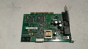 Smart Modular Technologies Pci Combo Sound Card modem 5184 3924 90079 vi300