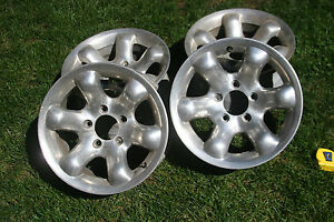 American Eagle 146 Gm 15 X 8 Wheels Rims Vintage Aluminum 15x8 5x4 75