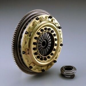 Os Giken Clutch Ty031 Bc6 For Toyota Supra Jza80 2jz Gte 6mt Ts2cd 215mm