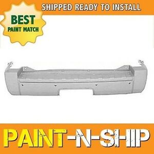 New Fit 2006 2007 2008 Jeep Commander W Tow W Snsr Rear Bumper Painted Ch1100868