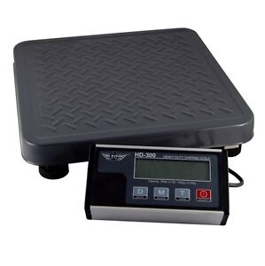 My Weigh Hd 300 Heavy Duty Shipping Scale Schd300 New