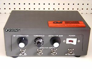 Amplifier Research 777 Leveling Preamplifier 10khz 220mhz