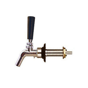 Perlick 630ss Perl Keg Tap Faucet Stainless Steel Draft Beer Shank Combo Kit