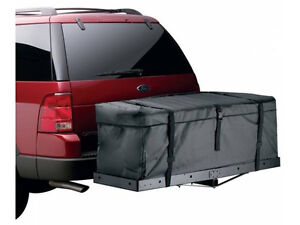 60 Folding Hitch Mount Cargo Carrier Rack W Water Resistant Luggage Cargo Bag