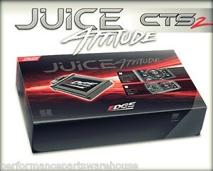 Edge Juice With Attitude Cts2 Fits 2013 18 Dodge 6 7l Cummins 80hp