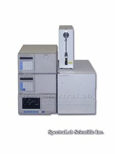 Shimadzu Hplc System Lc 10ad Spd 10a Scl 10a Sil 10a