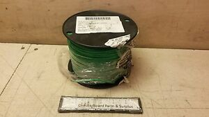 500 Nos Electrical Wire 12 awg Green A a 59544 J c 30 Thhn thwn06ce1 12tpj5