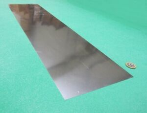 18 8 Stainless Steel Sheet Full Hard 020 X 6 0 X 25 1 Piece