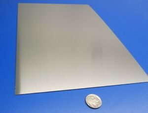 18 8 Stainless Steel Sheet Full Hard 025 X 8 0 X 12 1 Piece