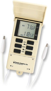 Forestry Suppliers Digital Max min Thermometer